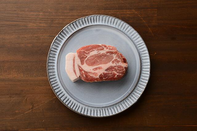 写真:肩ロース肉